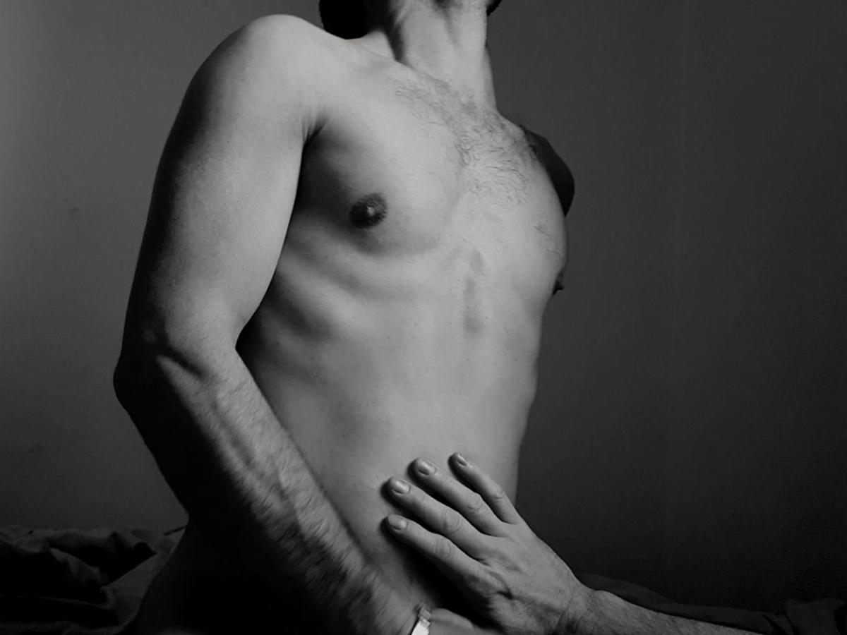 """Intimité, une photo de la Collection """"Secret, Le plaisir et la jouissance"""" par Les Chevaliers Photographes."""