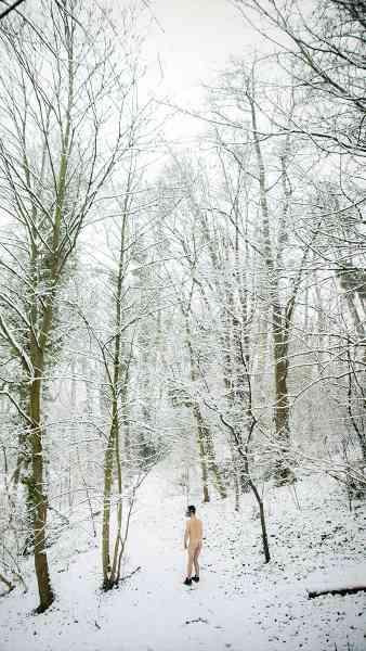 """Le froid, une photo de la collection """"Kataclysm_e ou les effets du cataclysme climatique"""" par Les Chevaliers Photographes."""