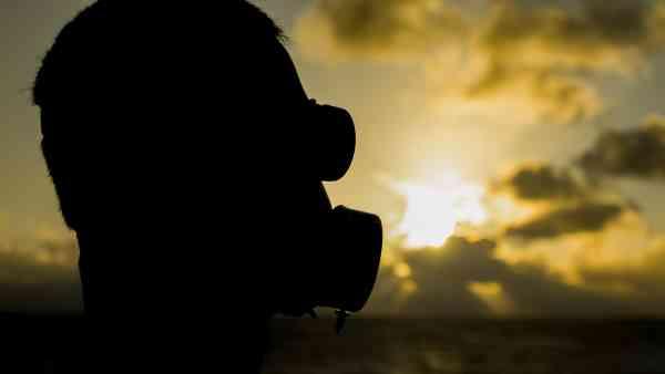 """Lumière,une photo de la collection """"Kataclysm_e ou les effets du cataclysme climatique"""" par Les Chevaliers Photographes."""