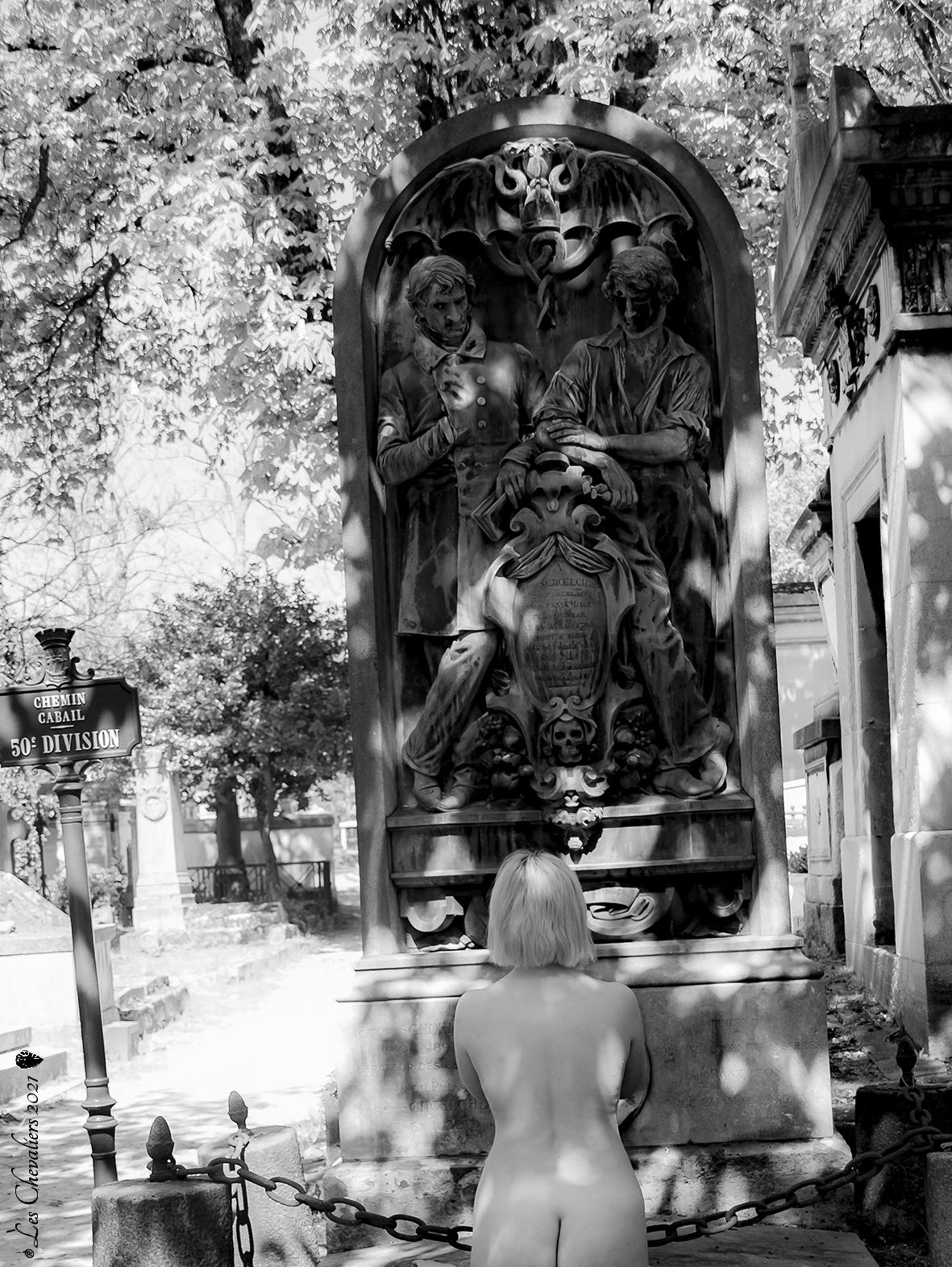 """Les Deux Juges, une photo de la collection """"Performance"""" par Les Chevaliers Photographes."""