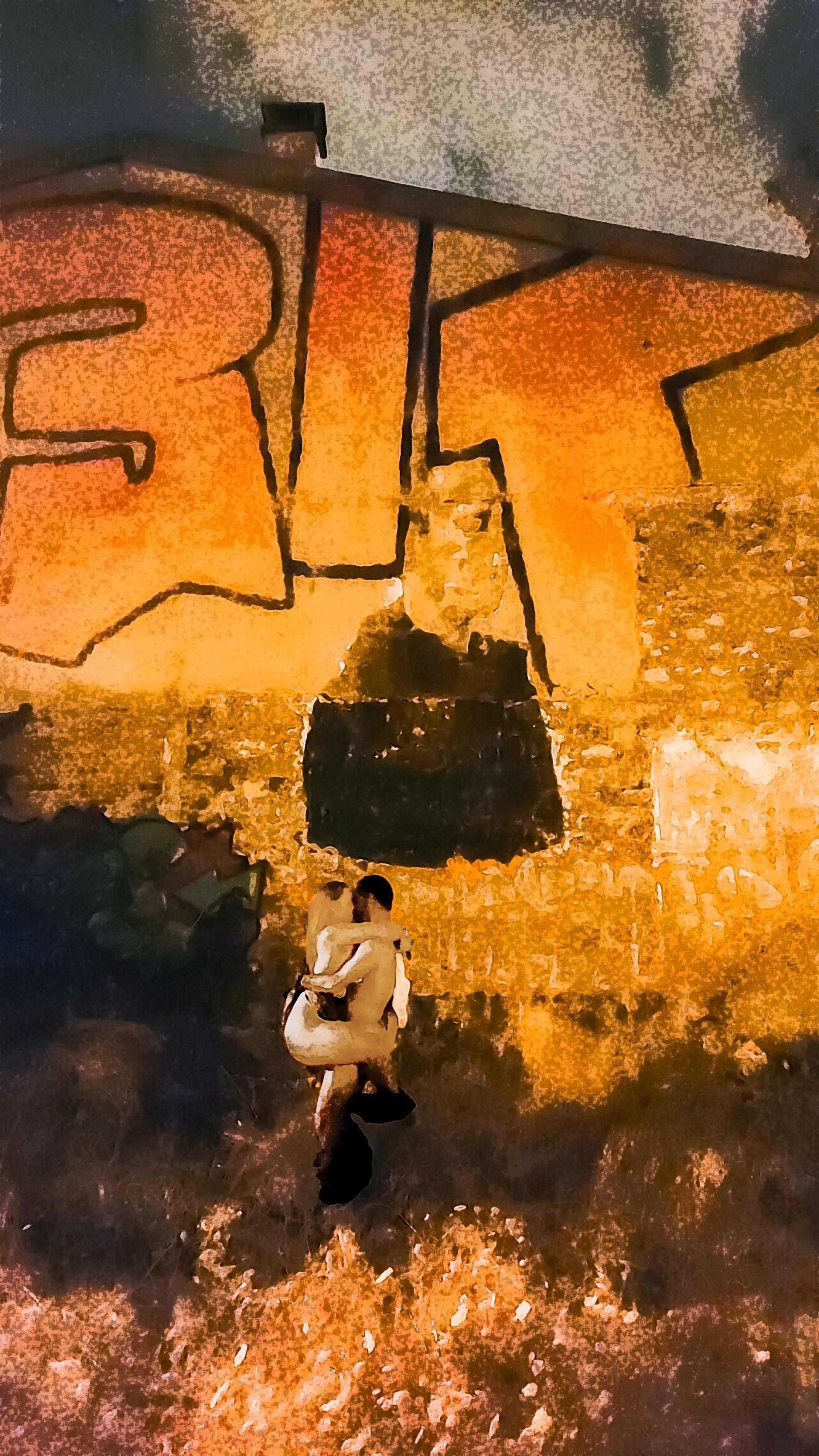 """Le Tag, une photo de la collection """"Art of Street Sex"""" par Les Chevaliers Photographes."""
